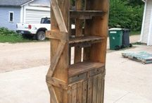 Pallet wood driven