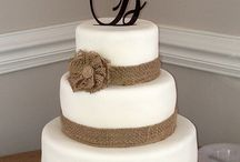 Cake / Wedding cake ideas