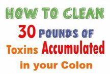 colon toxin cleanse