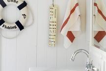 Boys Bathroom Ideas / by Southbound Hippie, LLC