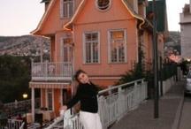 My travel for Valparaiso City, Chile. / Valparaiso, V Region, Chile