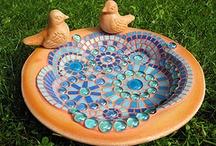 Mosaiikki ja lasityöt