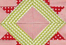 блоки из 3-х цветов / blocks of 3 colors