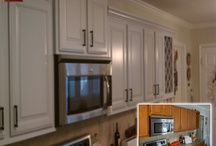 Dream Kitchen / Kitchens are the heart of the home, where everyone congregates.  Might as well make it beautiful.