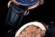 timepieces / men's accessories