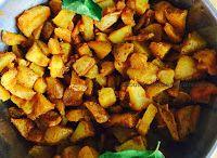 Potato fry | South Indian Samayal Recipes