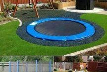 Kid Friendly Backyard