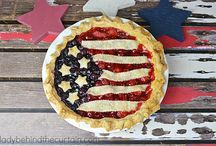 Summer Food / Iced tea, burgers, 4th of July desserts, it's all here, recipes for summer.