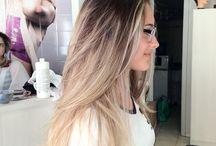 Inspiracje Włosy