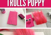 Poppy Posicle Craft