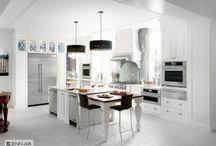 Kitchens I Love / Glamorous, timeless kitchen