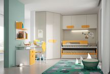 Kids bedrooms / Spaces for kids to rest, play and work. Because kids should live like kids.