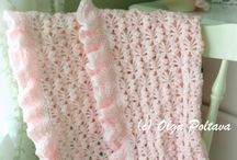Babies / Crochet blankets