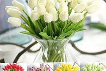 Artificial Flowers Wedding Decoration Arrangements Home Decor