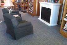 Fireplace / Sitting Area Ideas