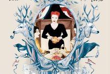 novel bakers vintage tea party week