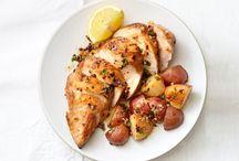 Easy & Healthy Recipes / Food