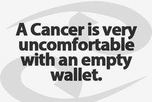 Cancer Girls Rule! / by Julie Jones