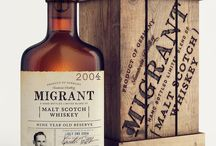 Single molt whiskey