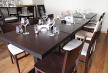 Tasting Room / Mobilier Chairry la Tasting Room by Ethic Wine