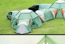 Travelspiration - Camp Glamp / Travel possibilities / by Cathe Nadal