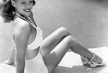Divas - Rita Hayworth / by Jose Luis De Abreu