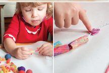 toddler art & crafts