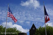 DDay 70 - Normandy / Pictures taken in Sainte-Mère-Eglise, Manche, Normandie. June 2014. 70 years later.