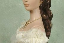 Historical- & Crawford Manor Dolls / Historical- and Crawford Manor Dolls