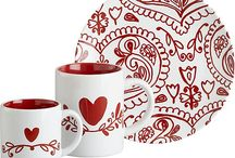 PYOP - Valentine's Day / Red, White, Pink  - Love and Hearts