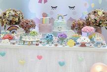 decoração e temas de festa