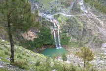 Sajikot Waterfalls - The Terraced Twin Waterfalls / Trip to Sajikot Waterfalls - Havelian Suburbs