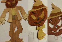 Anatolian Wood Art (firewithsteel) / www. anatolianwoodart.com  Carving, scrollsaw, pyrography, intarsia, patterns