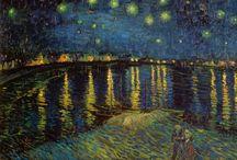 Van Gogh / Dr Who Nursery