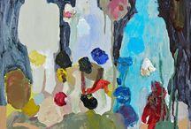 Karen Black - painting
