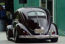 VW  beetle girls