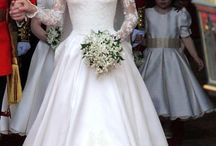Celebrity Wedding Gowns / by Maria Isabel Concepcion