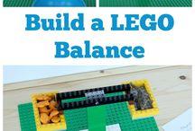 Lego balance