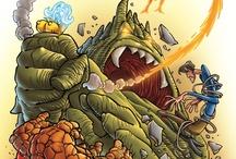 Fantastic Four Tribute