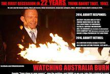LNP DESTROYING AUSTRALIA