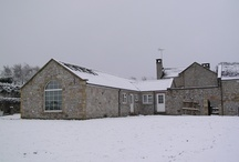 Christmas in the Show in the Peak District National Park
