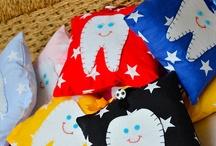 Saffron Crafts Tooth Fairy Pillow