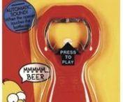 Simpsonovi / The Simpsons / Zboží s tématikou oblíbené americké rodiny Simponovi, jejíž součástí je Houmer, Marge, Liza, Bárt a Maggie