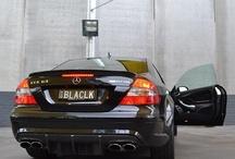 Bad Azz Mercedes CLK63 / Mercedes AMG CLK63