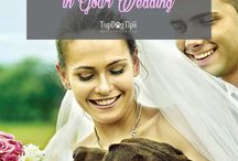 Pets in Weddings