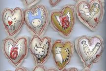 Heart art!