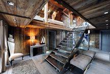 Winter Resorts & Chalets