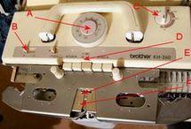 Strickmaschine