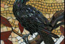 Mosaics & Stained glass / by Debbie McKinley