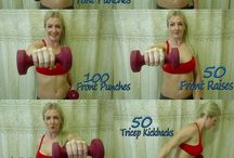 Get Healthy / All fitness and health / by Allison Alsop